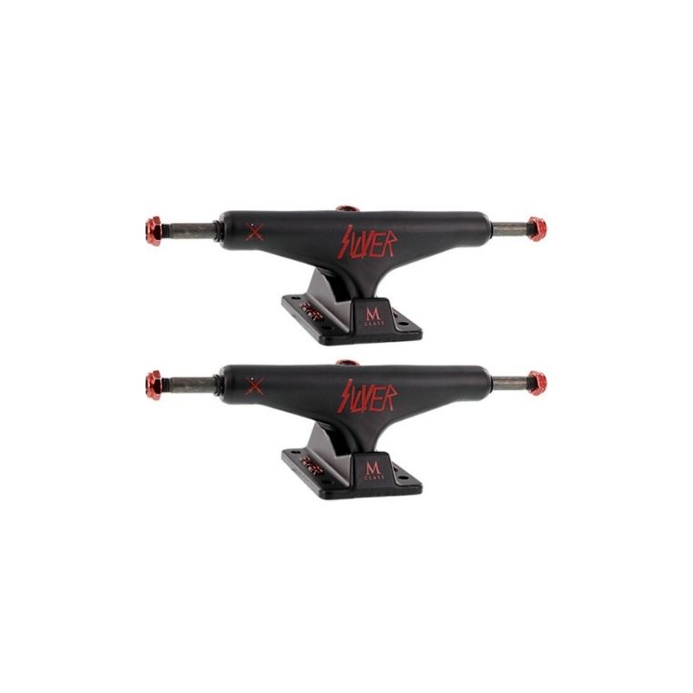 Ejes Skate Silver Hollow Slay 8.25